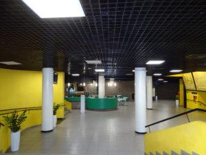 Foyer dell'Auditorium del Massimo, Roma