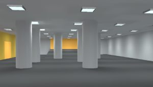 Progetto illuminazione LED, Auditorium del Massimo