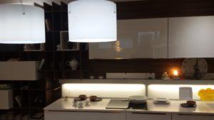Impianto di illuminazione LED per Atmosfera d'Interni, Roma
