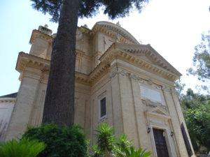 Chiesa del Martirio di S. Paolo, Roma