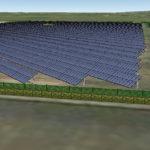 Studio preliminare impianto fotovoltaico Aprilia da 3,21 MW
